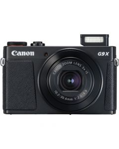 Canon PowerShot G9X MKII Black