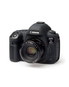 easyCover Body Cover for Canon 5D Mk 4 Black