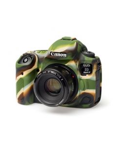 easyCover Body Cover for Canon 5D Mk 4 Camouflage