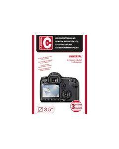 Caruba LCD Cover Universeel. 3,5 Inch