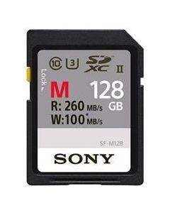 Sony 128GB Extra Pro. cl10 UHS-II R260 W100 4k