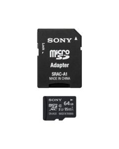 Sony 64Gb MicroSD Expert Class 10 UHS-I R95 4k